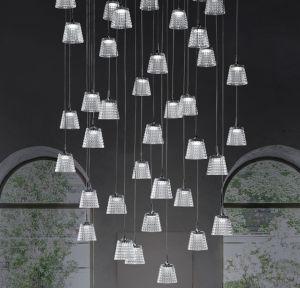 Valentina LED Hängeleuchte von Studio Italia Design