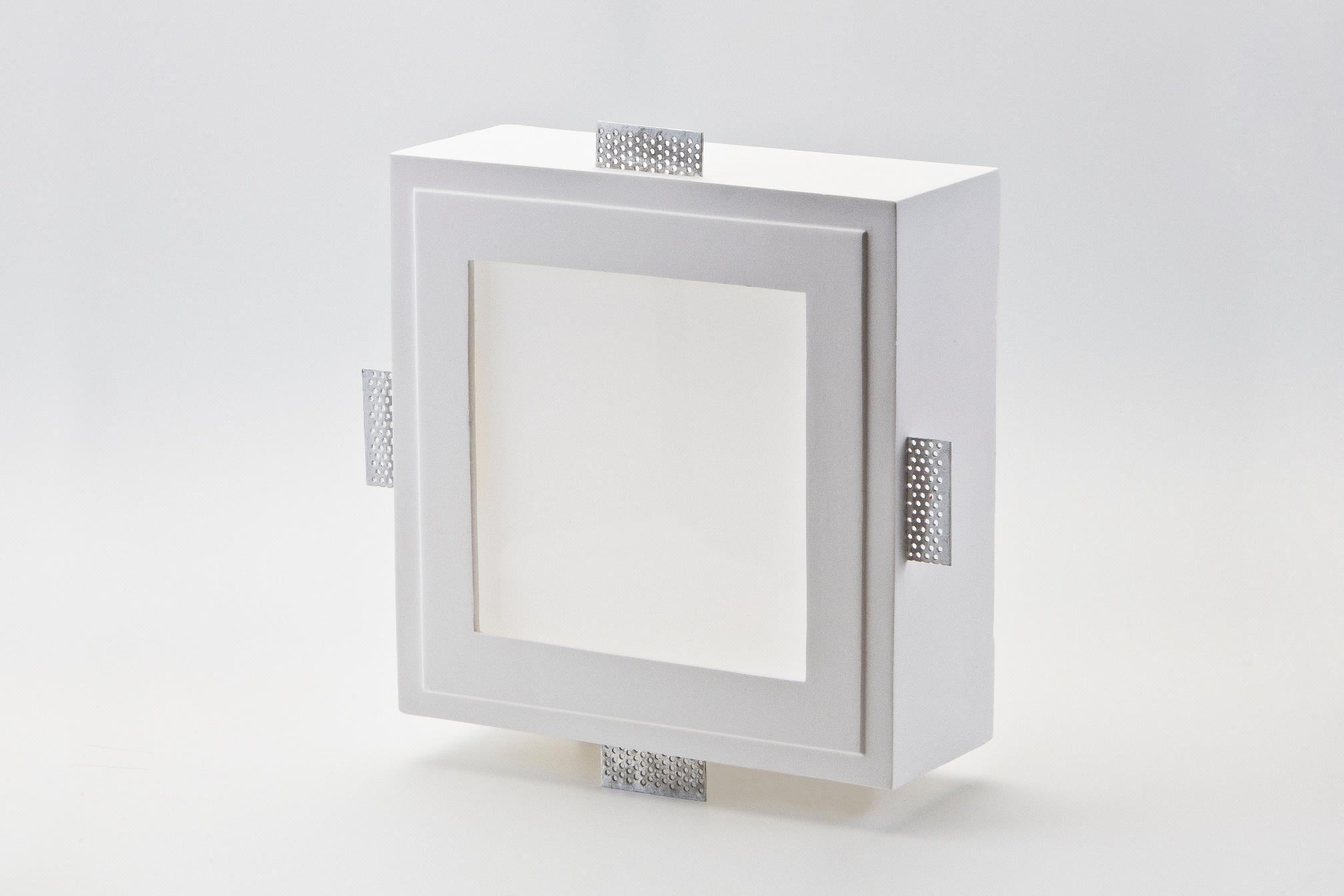 einbaulampe aus gips 810 von isy luce einbaustrahler innenleuchten platinlux der online. Black Bedroom Furniture Sets. Home Design Ideas