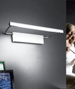 PICASSO piccolo lampada LED da parete di Sikrea
