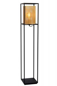 LU 21722/01/30 SANSA Floor lamp 1xE27/40W Black/Gold