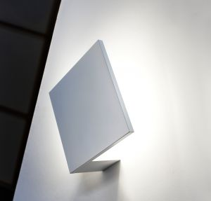 Puzzle Outdoor Square LED Leuchte von Studio Italia Design