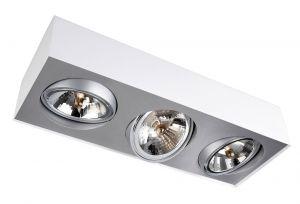 Deckenlampe BLOQ 3 von Lirio by Philips weiß