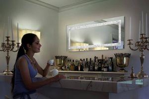 Narciso ED 1060/180/2 Wandspiegel von Sil Lux