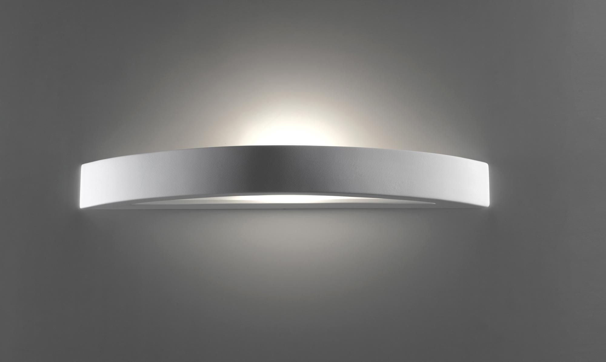Leuchte aus gips 8759 von belfiore for Lampade ikea da parete