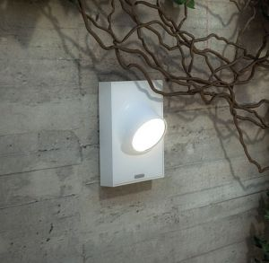 LED Außenleuchte für die Wand IP65 CICLOPE WALL von Artemide
