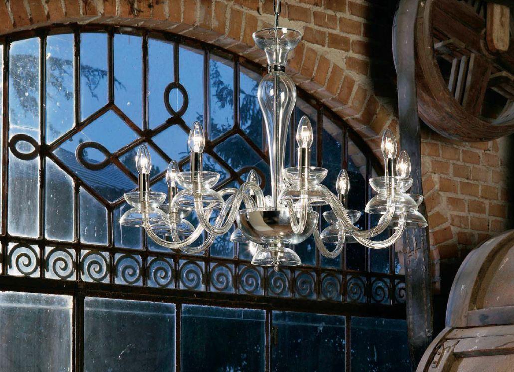 dal 8l kristallluster von voltolina klassisch stile platinlux der online shop f r. Black Bedroom Furniture Sets. Home Design Ideas
