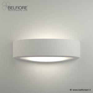 Gipswandlampe 2604B108 von Belfiore