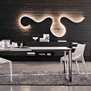 Dünne und biegsame LED Leuchte FormaLa Plus4 von Cini&Nils