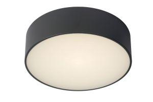 LU 27815/10/29 ROXANE Ceiling Light Led Round 10W  Anthracite