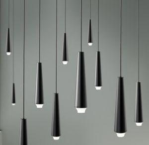 LED Hängeleuchte Mikado SO1 Glass von Morosini