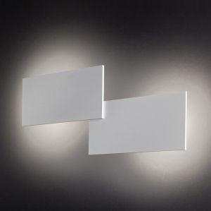 Puzzle AP-PL Wandleuchte LED von Studio Italia Design