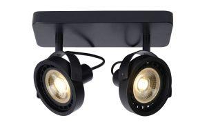 LU 31931/24/30 TALA LED Spot 2x GU10/12W DTW Black