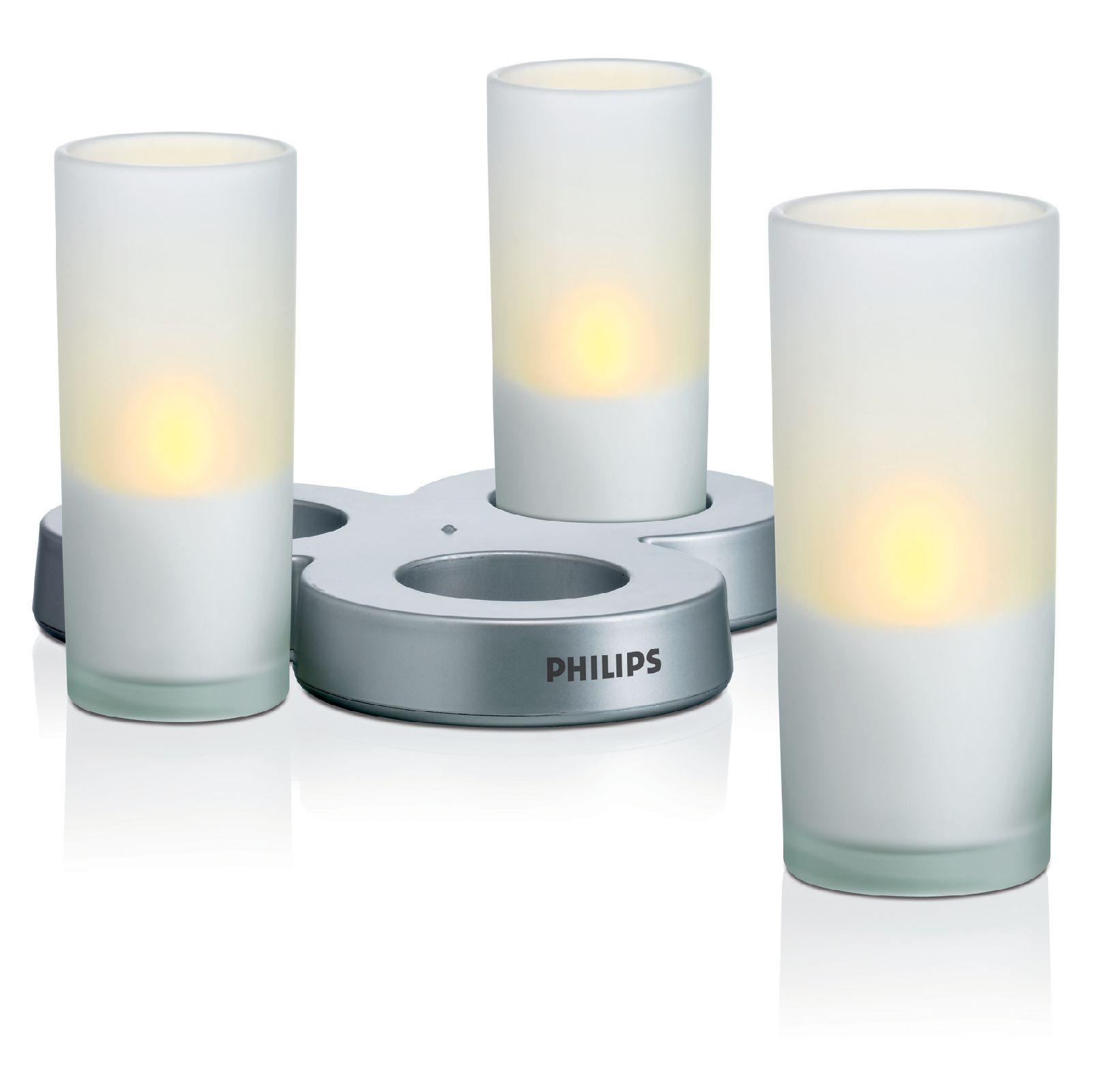 imageo-candlelights-yellow-von-philips Wunderbar Led Lampen E14 Warmweiß Dekorationen