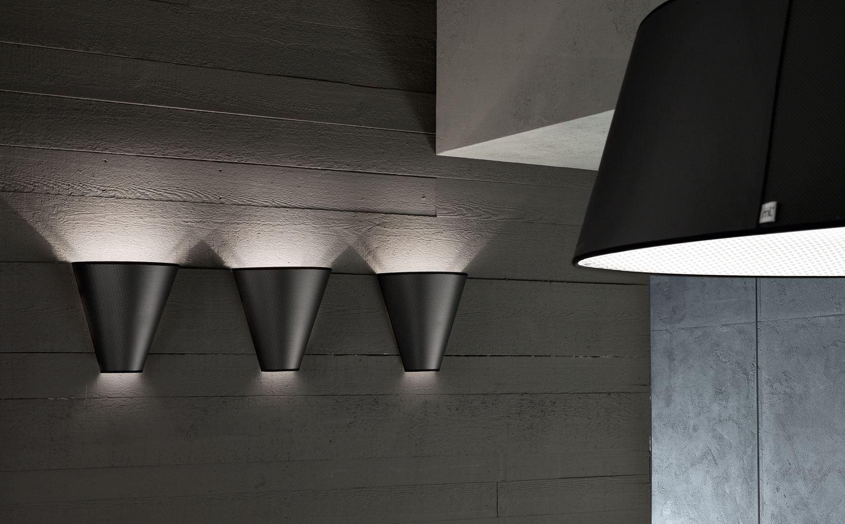 Co ap mlampshades di ml by light4 lampade a parete for Lampade a led vendita online