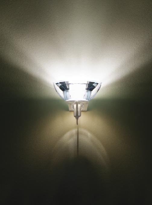 Lampada da parete galileo di lumina lampade a parete for Lampade a led da interno
