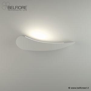 2569 Gipswandleuchte von Belfiore
