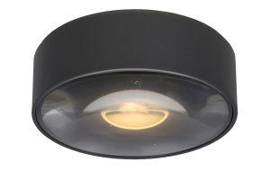 LU 27120/06/30 RAYEN  Ceiling spotlight Led 6W/3000K/310LM Black