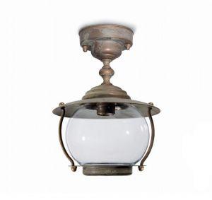 2052 Außen/Innen Deckenlampe von Moretti Luce