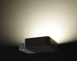 ALULED square 1L lampada da parete e soffitto di Itama by Light4
