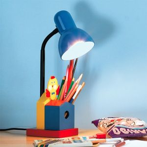 PL 8022-1TB PUPO Tischleuchte für Kinderzimmer, bunt