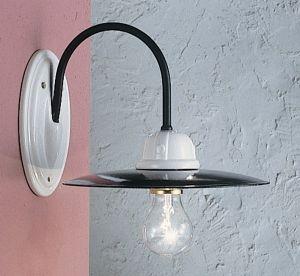POTENZA AP lampada da parete di Ferroluce