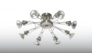 Lampada da parete o soffitto Matrix Otto/P, Lumina