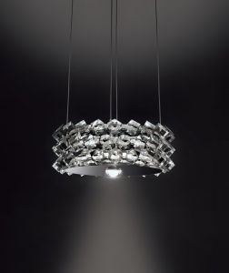 Collier tre sospesa LED di Cini&Nils