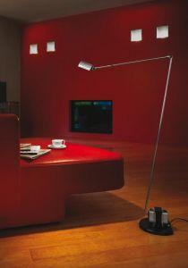 Stehlampe Daphine Terra Classic von Lumina