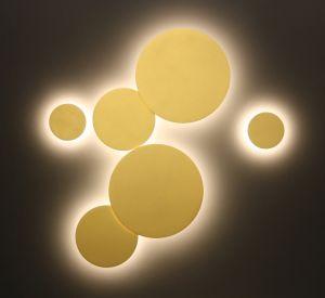 Soho runde LED Leuchte von Light Point