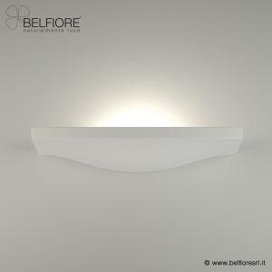 Gipswandlampe 2607A108 von Belfiore