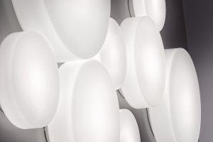 Makeup Medium Wand- und Deckenlampe von Studio Italia Design