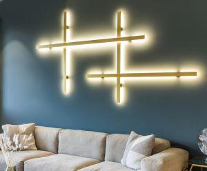 Stick LED Wandleuchte von Light Point