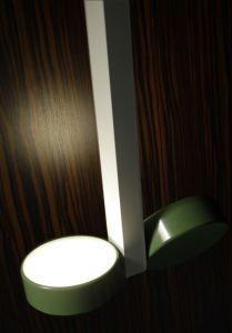ALULED disc 2L Wand- und Deckenleuchte von Itama by Light4