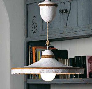 Elba lampada a sospensione di Toscot