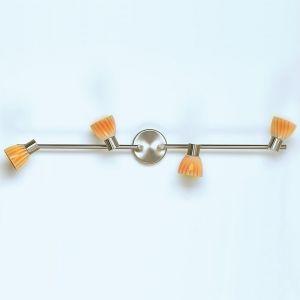 PL 0030-4 Elba Decken-/Wandstrahler, amber