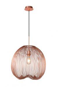LU 20401/45/17 WIRIO Pendant E27 Ø46cm Copper