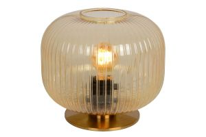 LU 74511/01/62 VIRGIL Table lamp E27/60W H20cm Amber glass