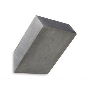 1089 LED Außenleuchte aus Zement von Belfiore