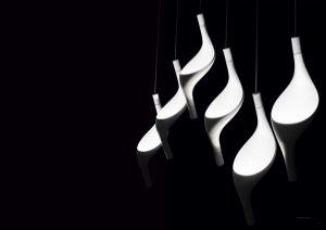 Acqua uno sospesa LED di Cini&Nils