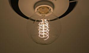 E27 Kohlefadenlampe 94/31472/60 60W von Lucide