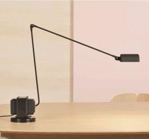 LED Tischleuchte Daphine mit Dimmer von Lumina
