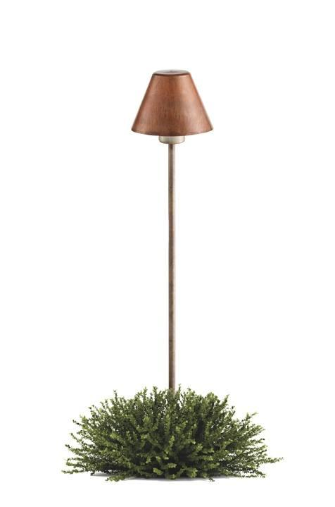 Fiordo 11 2 lampada da terra esterna di il fanale for Lampade a led vendita online