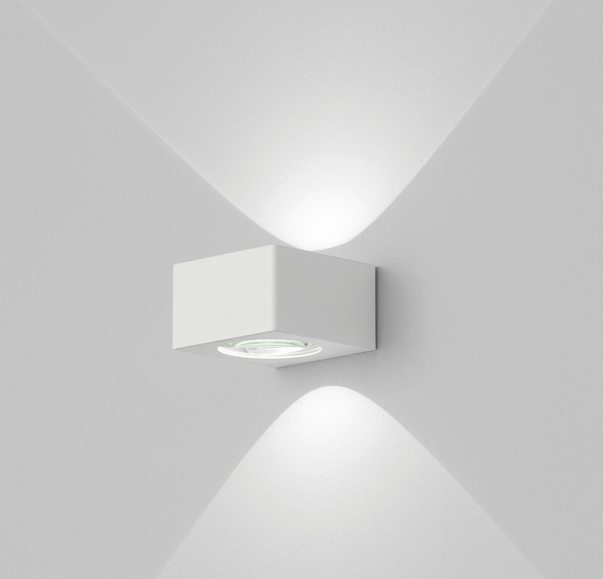Lynn led lampada da parete di aqlus biffi luce ufficio - Lampade a parete design ...