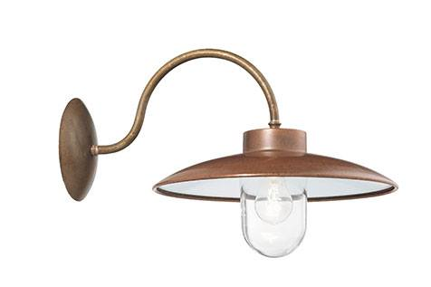 Calmaggiore 03 5 lampada da parete esterna di il fanale for Lampade a led vendita online