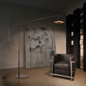 ARCHETYPE LED Stehlampe von Morosini