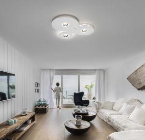 Bugia Triple Deckenlampe mit LED von Lodes