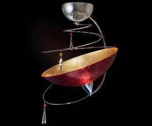 Designerdeckenleuchte Vertigo 460 PL40 von Lamp