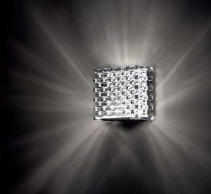 Naica transparente Wandlampe von Cini&Nils