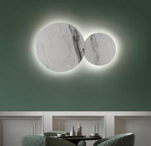 Puzzle Mega Round Wand/Deckenlampe von Studio Italia Design