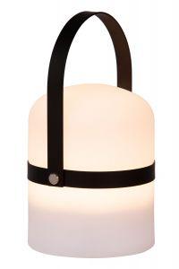 LU 06802/01/30 LITTLE JOE Table Lamp LED 3W  White/Black